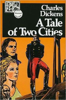 Ags Illustrated Classics: A Tale Of Two Cities Book