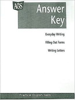 Practical English Skills Worktext Series Answer Key