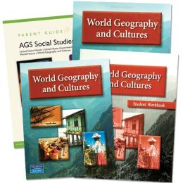 AGS World Geography and Cultures - Homeschool Bundle