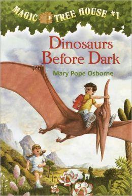 Dinosaurs Before Dark (Turtleback School & Library Binding Edition)