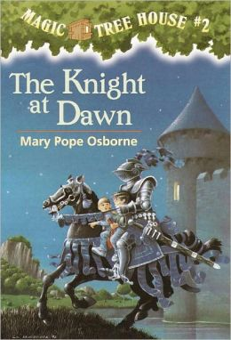 The Knight At Dawn (Turtleback School & Library Binding Edition)