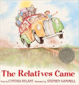 The Relatives Came (Turtleback School & Library Binding Edition)