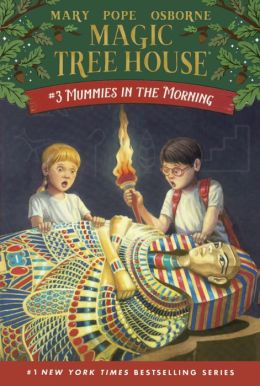 Mummies In The Morning (Turtleback School & Library Binding Edition)
