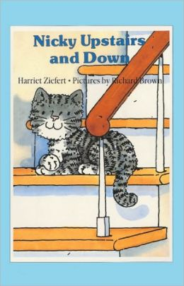 Nicky Upstairs And Down (Turtleback School & Library Binding Edition)