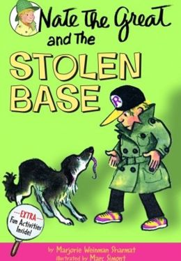 Nate the Great and the Stolen Base (Turtleback School & Library Binding Edition)