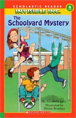 The Schoolyard Mystery (Turtleback School & Library Binding Edition)