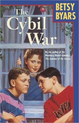 The Cybil War (Turtleback School & Library Binding Edition)
