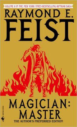 Magician: Master (Riftwar Series #2) (Turtleback School & Library Binding Edition)