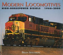 Modern Locomotives