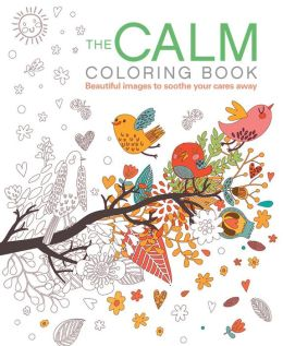 The Calm Coloring Book By Arcturus Publishing