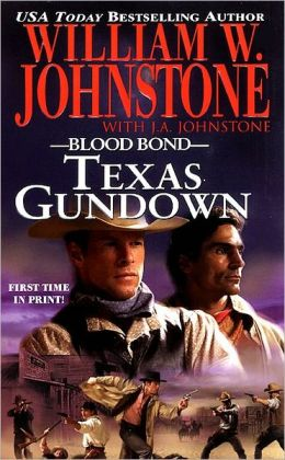 Texas Gundown (Blood Bond Series #11)