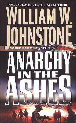Anarchy in the Ashes (Ashes Series #3)