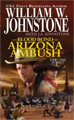 Arizona Ambush (Blood Bond Series #15)
