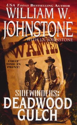 Deadwood Gulch (Sidewinders Series #5)
