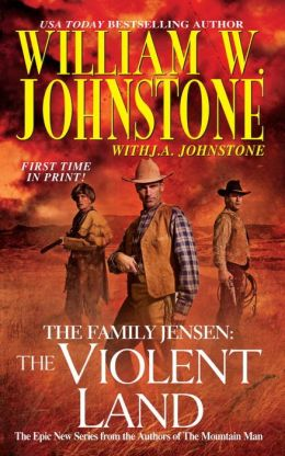 The Family Jensen #3: The Violent Land