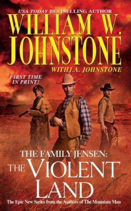 The Family Jensen #3: The Violent Land