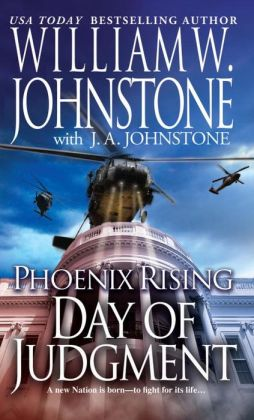 Phoenix Rising: Day of Judgment
