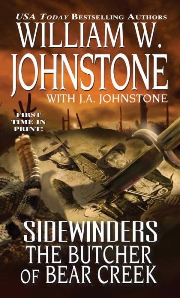Sidewinders: The Butcher of Bear Creek