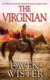 Book Cover Image. Title: The Virginian, Author: Owen Wister