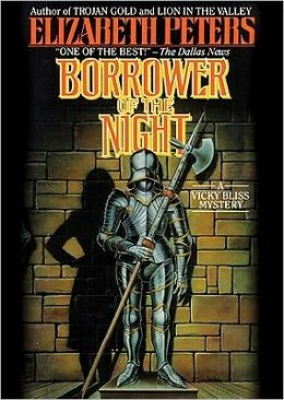Borrower of the Night (Vicky Bliss Series #1)