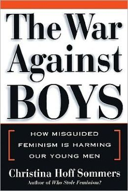 The War against Boys: Christine Hoff Sommers