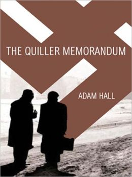 The Quiller Memorandum: Quiller Series, Book 1