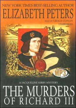 The Murders of Richard III (Jacqueline Kirby Series #2)
