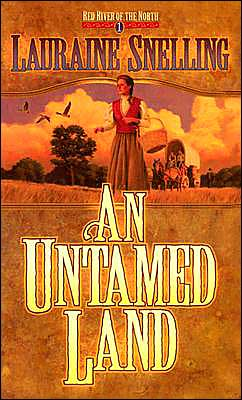 An Untamed Land (Red River of the North Series #1)