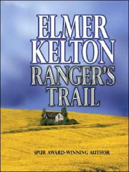 Ranger's Trail (Texas Rangers Series #4)