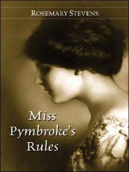 Miss Pembroke's Rules