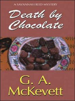 Death by Chocolate (Savannah Reid Series #8)