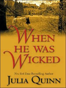 When He Was Wicked (Bridgerton Series #6)