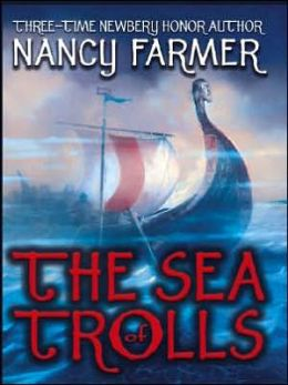 The Sea of Trolls (Sea of Trolls Trilogy Series #1)