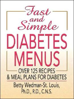 Fast and Simple Diabetes Menus