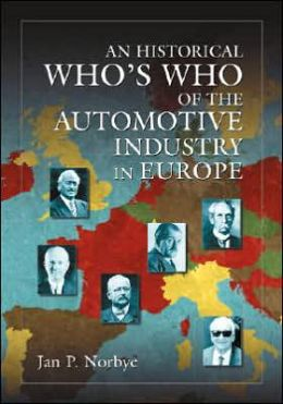 Historical Who's Who of the Automotive Industry in Europe