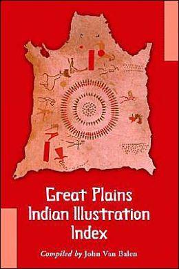Great Plains Indian Illustration Index