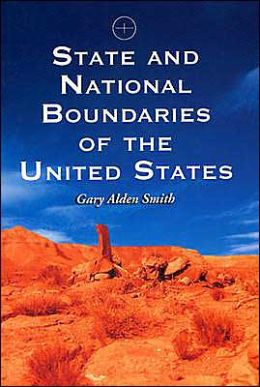 State and National Boundaries of the United States