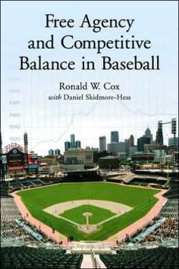 Free Agency and Competitive Balance in Baseball