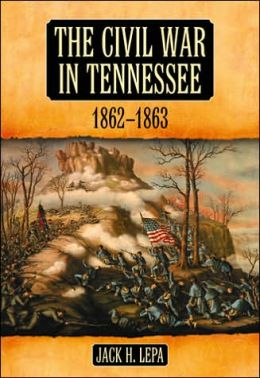 Civil War in Tennessee, 1862-1863