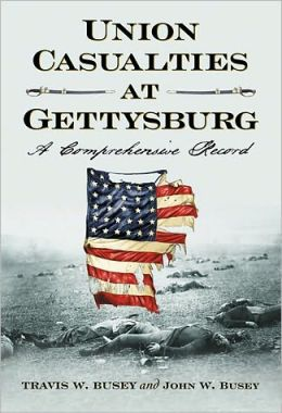 Union Casualties at Gettysburg: A Comprehensive Record