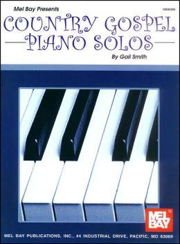 Country Gospel Piano Solos: Intermediate Level