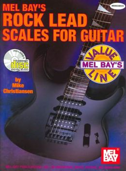 Rock Lead Scales for Guitar