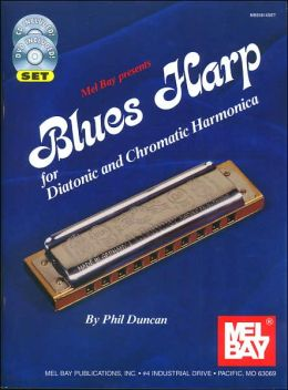 Blues Harp: For Diatonic and Chromatic Harmonica