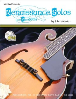 Renaissance Solos for Mandolin