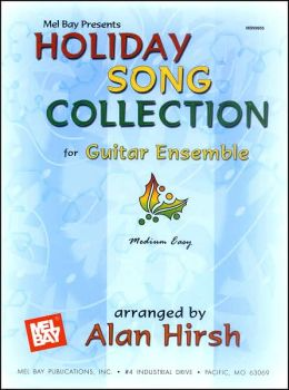 Holiday Song Collection for Guitar Ensemble: Medium Easy