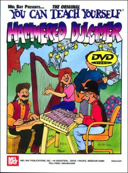 You Can Teach Yourself Hammered Dulcimer with DVD