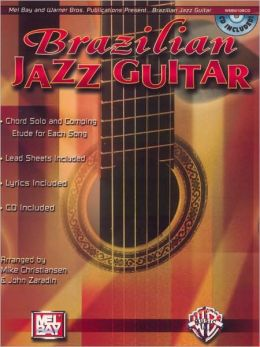 Brazilian Jazz Guitar: Book & CD
