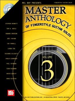 Master Anthology of Fingerstyle Guitar Solos