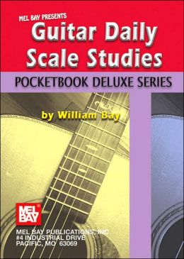 Guitar Daily Scale Studies (Pocketbook Deluxe Series)