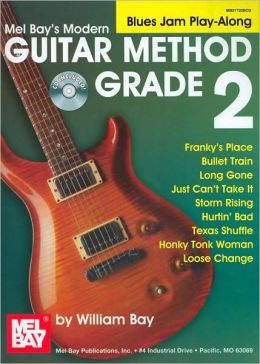 Modern Guitar Method, Grade 2: Blues Jam Play-Along